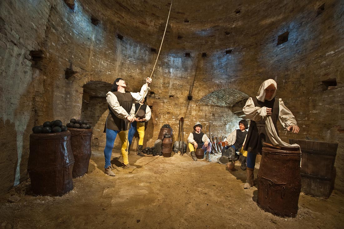 Museo Di Rievocazione Storica – Armeria