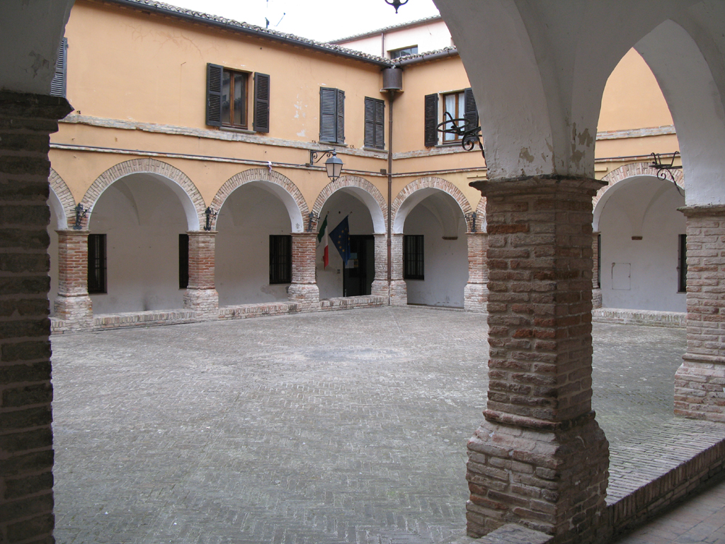 Chiostro San Francesco Mondavio