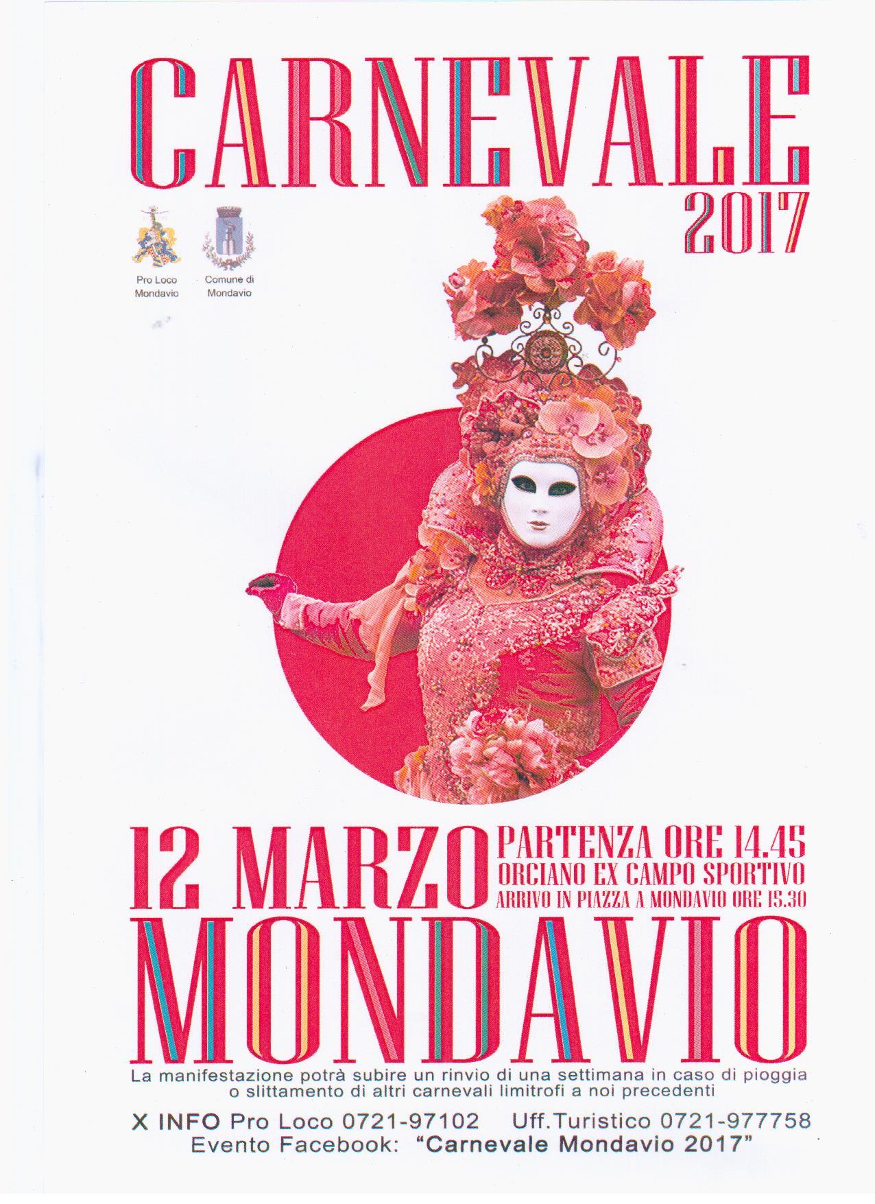 Carnevale 2017 🗓