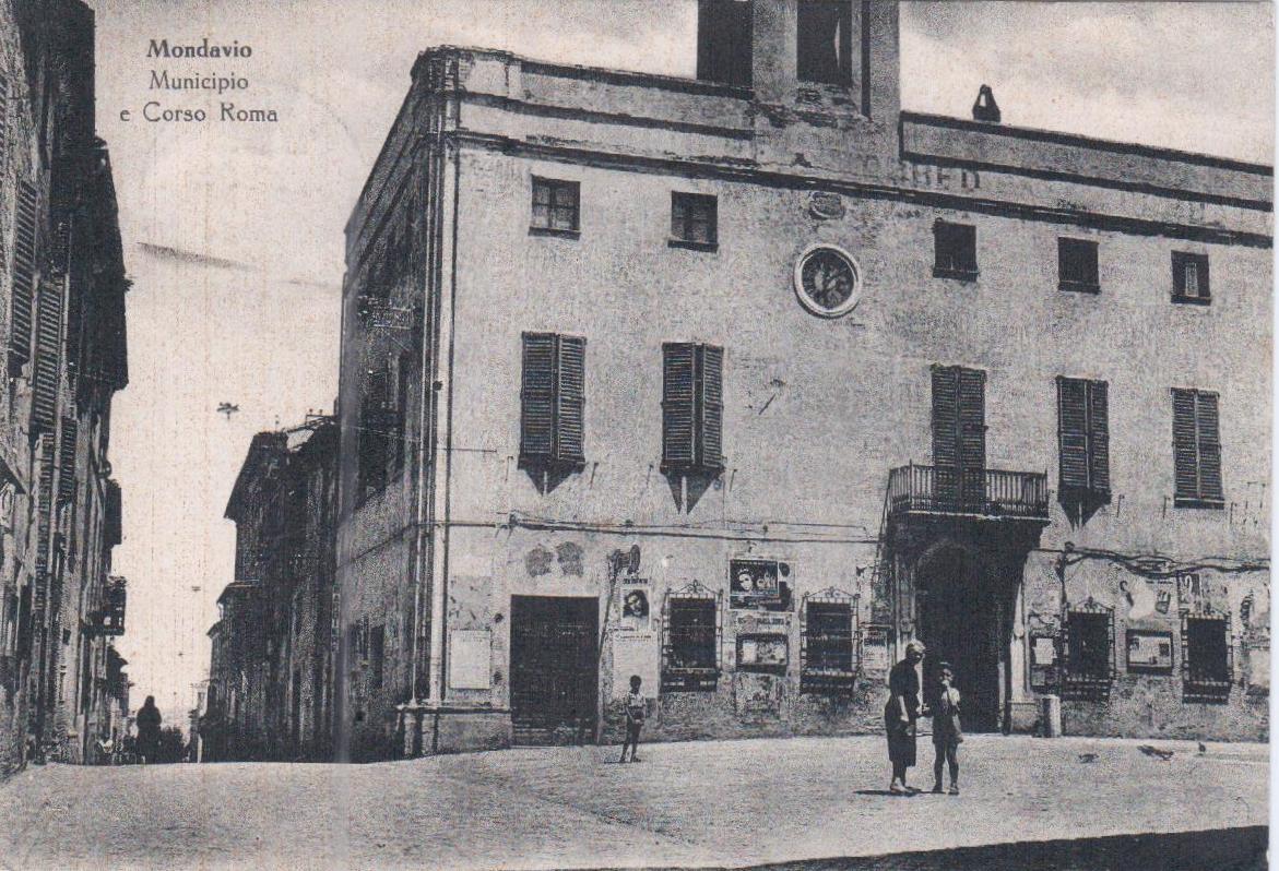 Municipio E Corso Roma