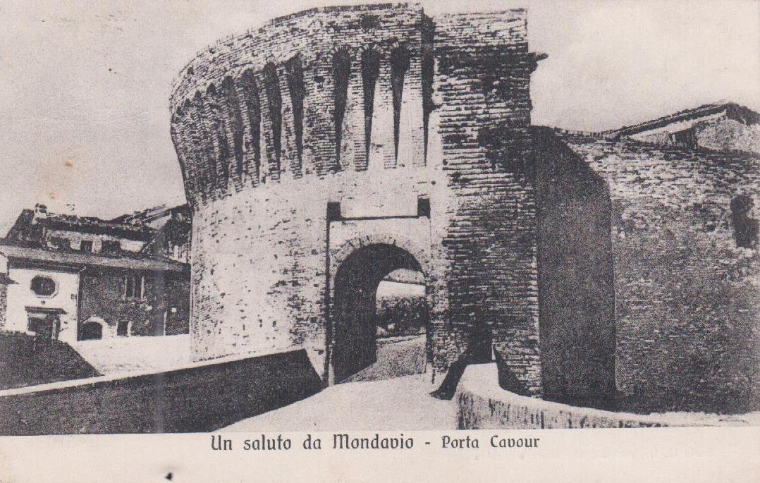 Porta Cavour
