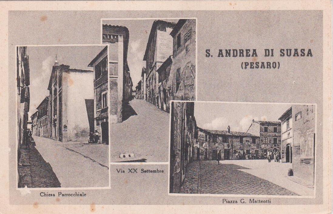 S. Andrea Di Suasa