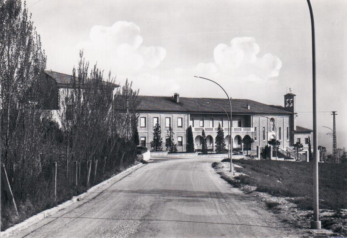 Viale Ungheria Collegio S. Giuseppe