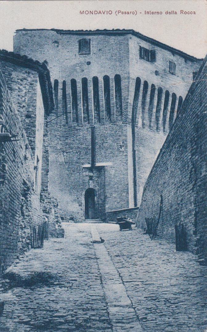 Rocca Interno