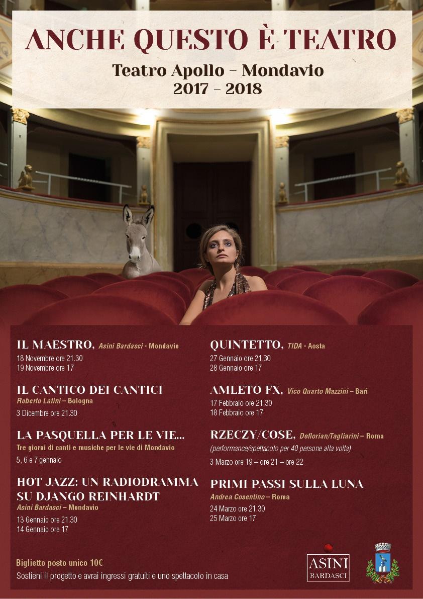 Manifesto Rassegna 70x100
