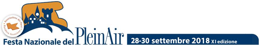Logo Festa Nazionale Del PleinAir