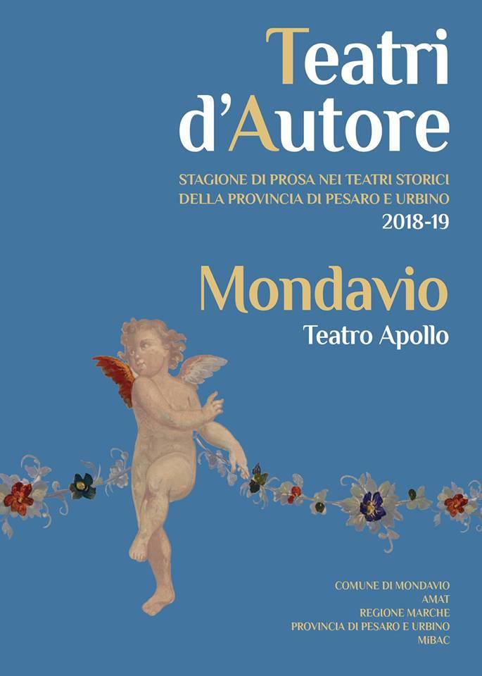 Teatro D'Autore 2018-19 🗓