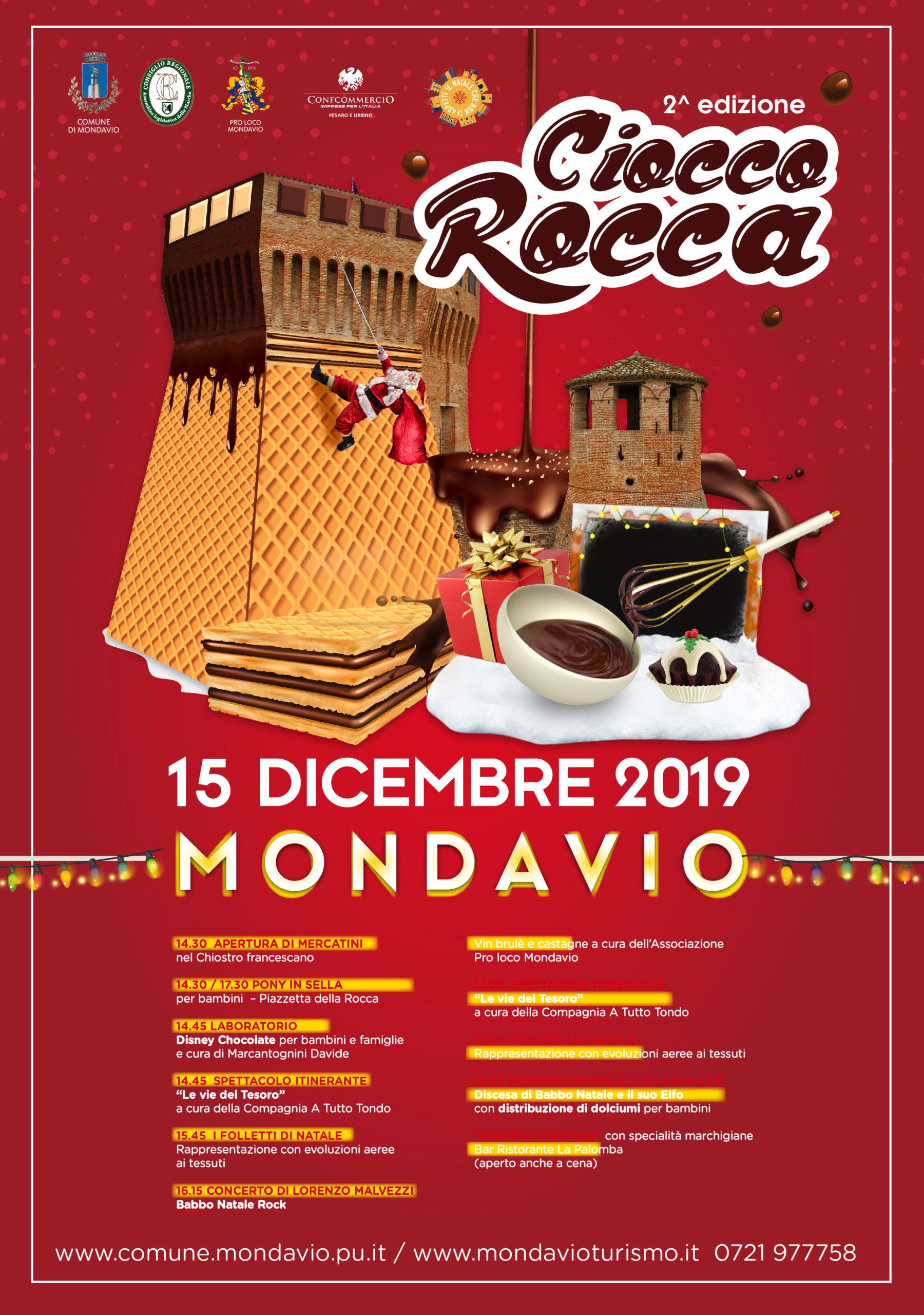 Ciocco Rocca 🗓 🗺