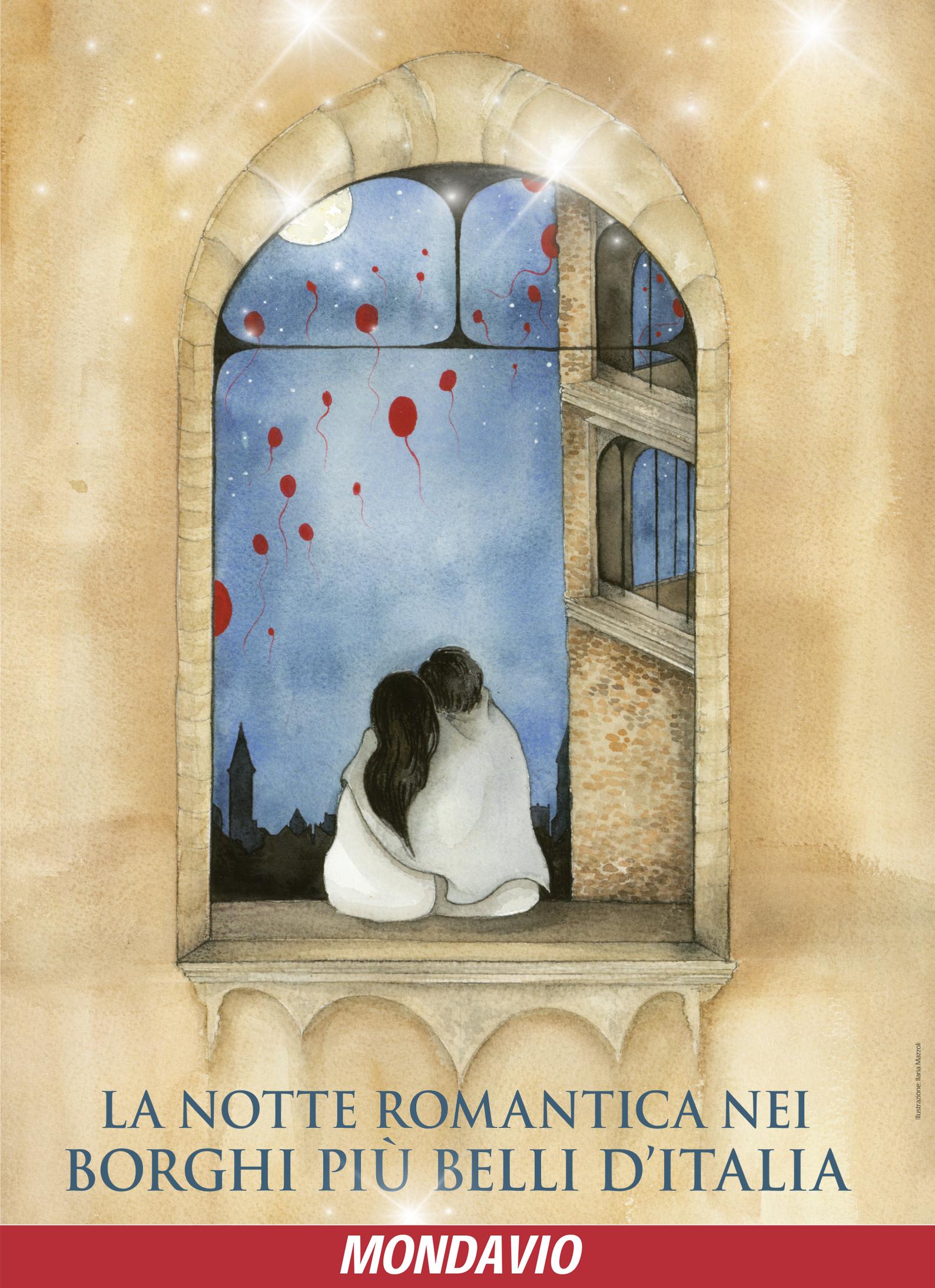 La Notte Romantica Nei Borghi Piu Belli 🗓 🗺